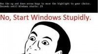 Start Windows Stupidly, Funny Troll-Funny Trolls