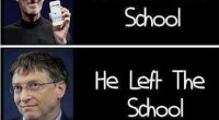When I left school-funny picture